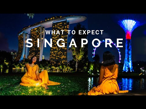What To Expect - Singapore (Our First Time) 🇸🇬