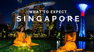 What To Expect - Singapore (Our First Trip) 🇸🇬