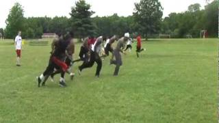 Gattaca Football - 2011 June Training Camp Part 3