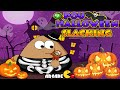 Pou Halloween Slacking Walkthrough