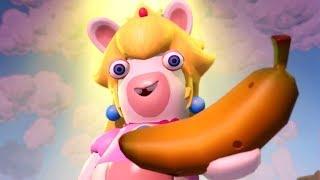 Mario + Rabbids - Donkey Kong Adventure DLC Walkthrough - Final Boss & Ending