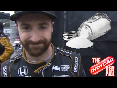 RAIN MAKES THE INDYCAR SALT FLOW [Barber Race Review]