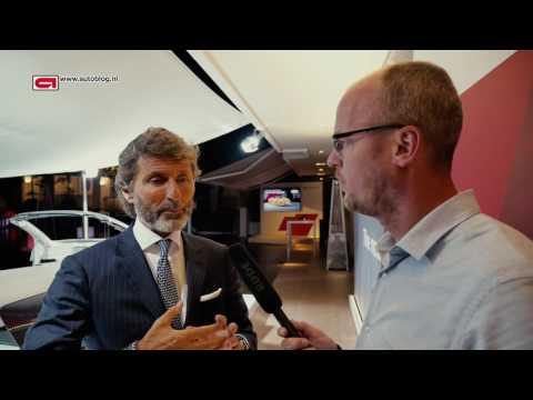 Interview Stephan Winkelmann - Audi Sport
