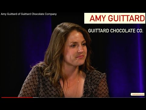 Amy Guittard Of Guittard Chocolate Company