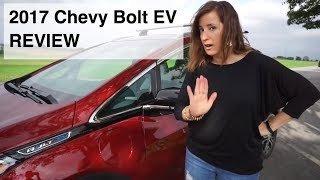 2017 Chevy Bolt Review - All Things Fadra