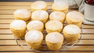 Nuns Boobs: the recipe for a delicious Italian Pastry!