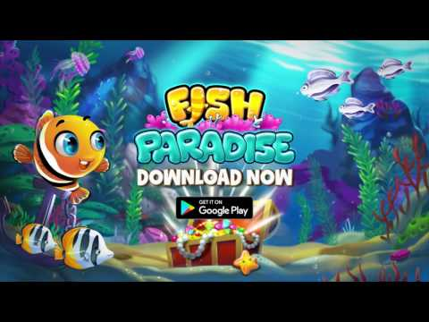 Fish Paradise - Game Trailer
