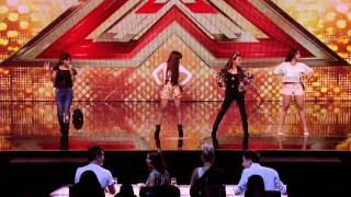 4th Power raise the roof with Jessie J hit Auditions Week 1 - Stafaband