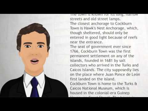 Cockburn Town - Wiki Videos