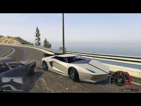 GTA 5 Siêu Xe Lamborghini Phiên Bản Tương Lai Lần Đầu Xuất Hiện Trong GTA