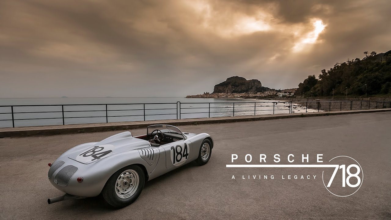 Porsche 718: A Living Legacy - YouTube