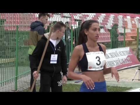 Long jump, Women – Lutsk 2017 (International Athletics U20 Match Meeting)