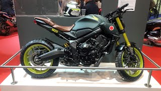 2020 NEW HONDA CB650R With Three New Modifications 2020 Swiss-Moto