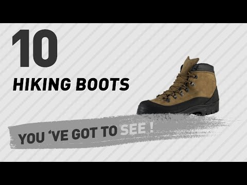 Bates Hiking Boots For Men Collection // New & Popular 2017