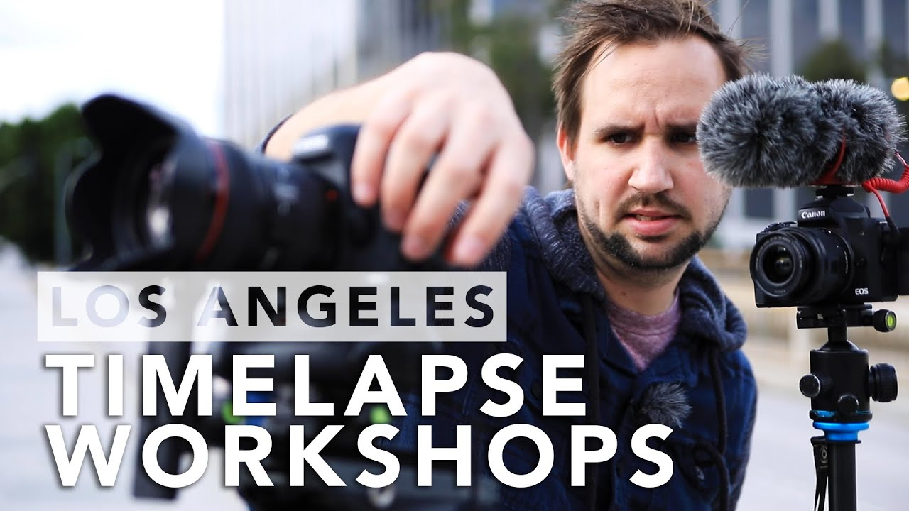 Timelapse Workshops are now open! (one-on-one, virtual...)