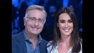 ✅  Bonolis gela Silvia Toffanin: la battuta sul 'suocero' Silvio Berlusconi