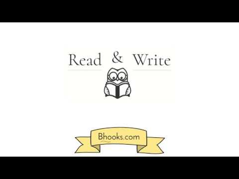 Bhooks - write and download e-books online