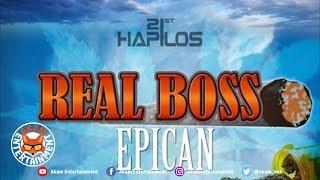 Real Boss - Epican - September 2019