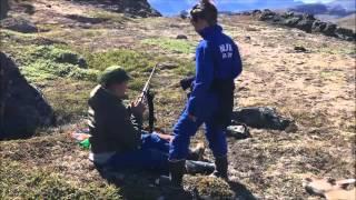 Aavarneq 2015 -  Rensdyrjagt 2015 -  Reindeer hunting 2015