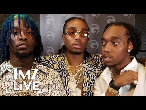 Migos Accuse Delta Of Discrimination | TMZ Live