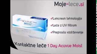 Kontaktne leče 1-Day Acuvue Moist(, 2015-03-30T07:14:25.000Z)