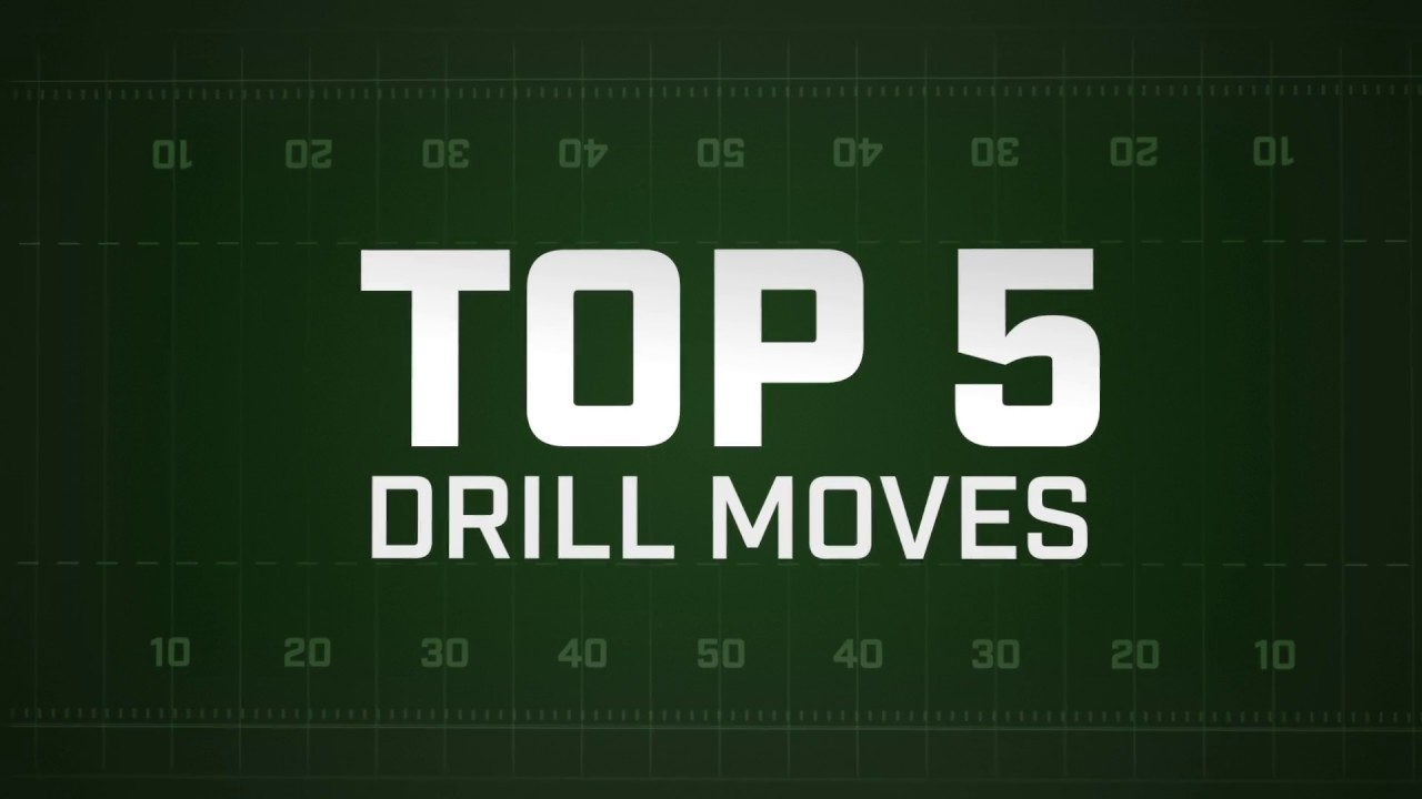 Top 5 2017 DCI Finals Drill Moves