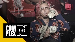 Watch Lil Pump Go Jewelry Shopping in New York