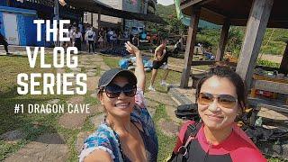 【Vlog Series】Ep.1 Snorkel at Dragon Cave