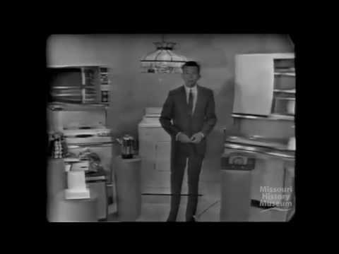 Reddy Kilowatt Promo - Jim Bolen 1967 St.Louis,Mo. KMOX TV