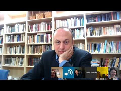 Global Day of Jewish Learning Presents: Rabbi Michael Farbman - Рава Михаила Фарбмана