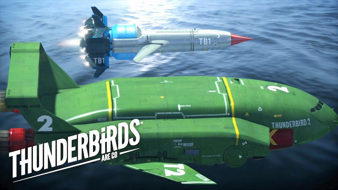 画像: Thunderbirds Are Go | Official Trailer youtu.be