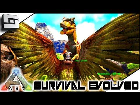 ARK: Survival Evolved - TERRIBLE DISASTRER! E5 ( Skies Of Nazca Gameplay )