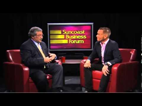 "Suncoast Business Forum Featuring Kevin Harrington ""How The Infomercial Began"""