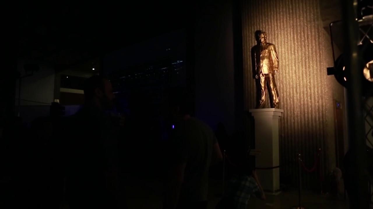 איתי זלאיט במוזיאון ת״א- Teder