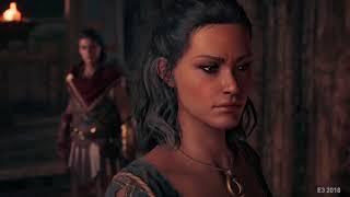 Assassin's Creed Odyssey Kassandra Gameplay - Trouble In Paradise Quest