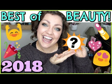 YEARLY MAKEUP ROUNDUP | Best of  Best & Worst of Beauty  2018