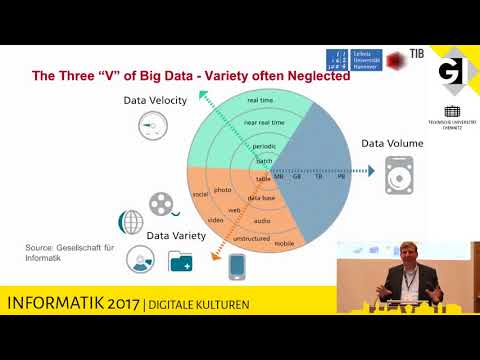 "Keynote Dr. Auer ""Cognitive Data – How Open, Smart and Big D"