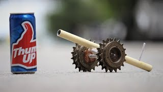 How to make a Cannon - Powerful Cannon