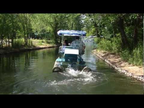 Paddle Boats in Boise - Julia Davis Park
