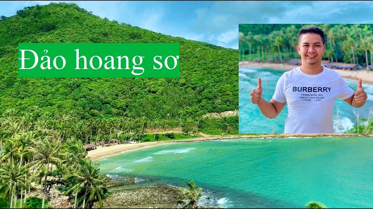 Đảo hoang sơ nhất miền tây   Vợ thằng Sang choáng ngợp trước cảnh đẹp Nam Du