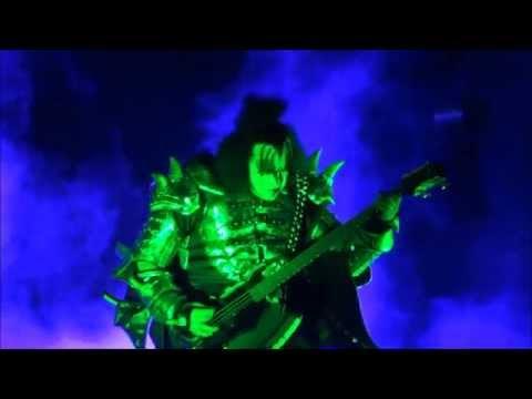 Kiss - God Of Thunder (Live - Graspop Metal Meeting 2015 - Belgium)