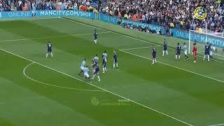 Manchester City vs Fullham 3-0 All Goals & Highlights 🔥 2018