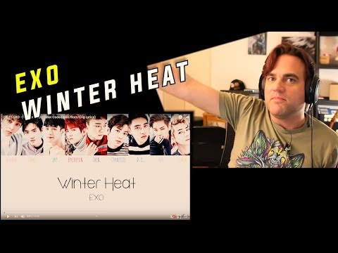 Guitarist Reacts to EXO - Winter Heat  // Musician Reaction