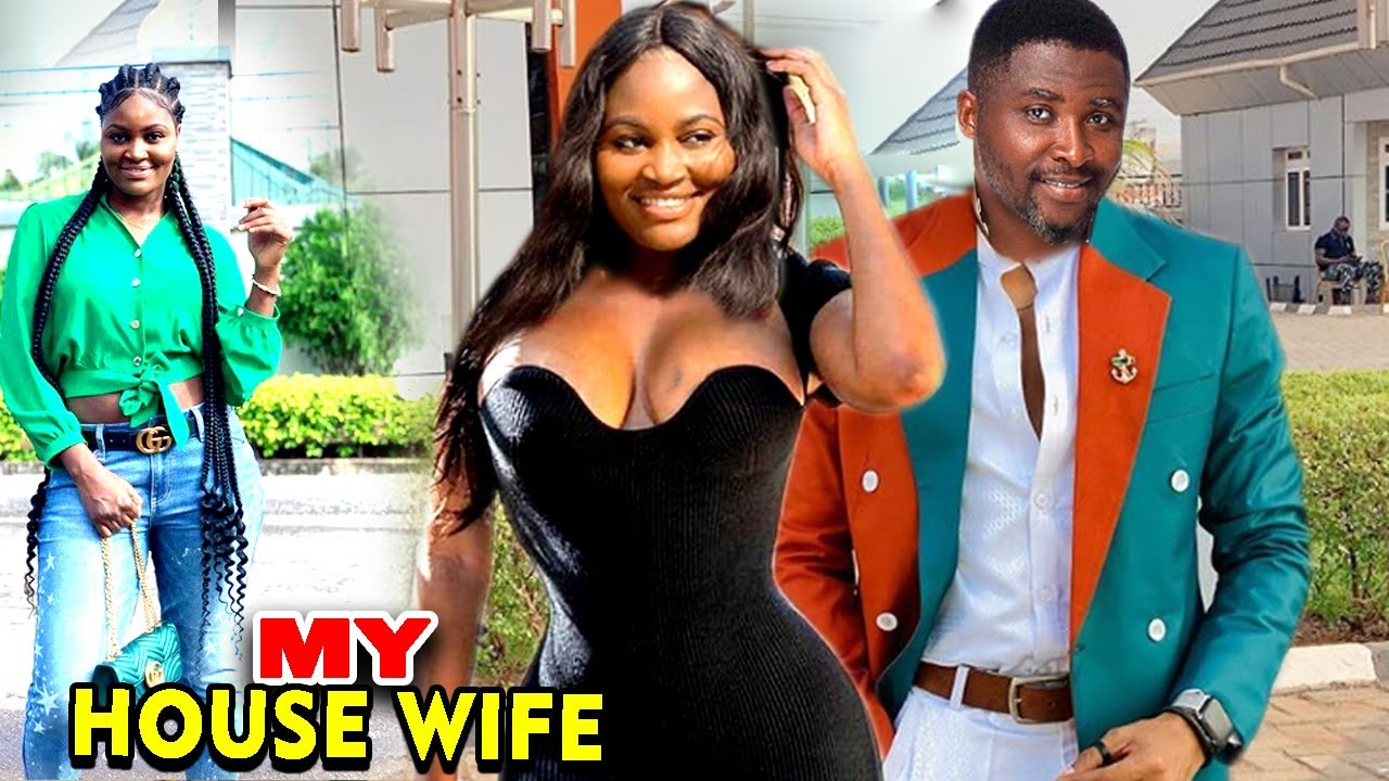 Download My Housewife COMPLETE MOVIE - Onny Michael & Chizzy Alichi 2020 Latest Nigerian Movie