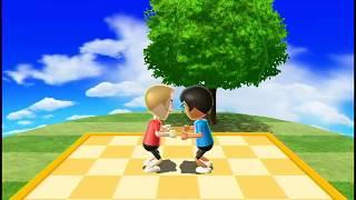 Wii Party | Balance Boat(Intermediate) #2