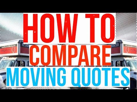 Boston Moving Company - Get A Moving Estimate