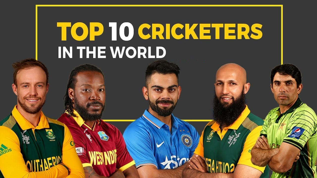 Top 10 Cricketer In The World Best Player In Cricket History Cricketbio