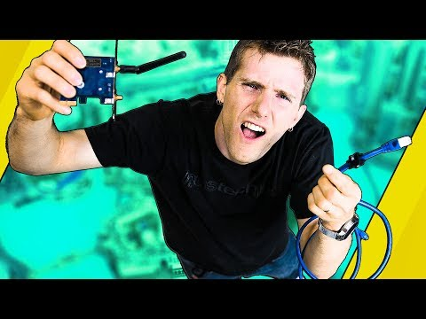 Thumbnail: Is Wireless Networking FINALLY as Fast as Wired?? 802.11ad