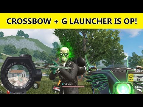 Insane Crossbow +