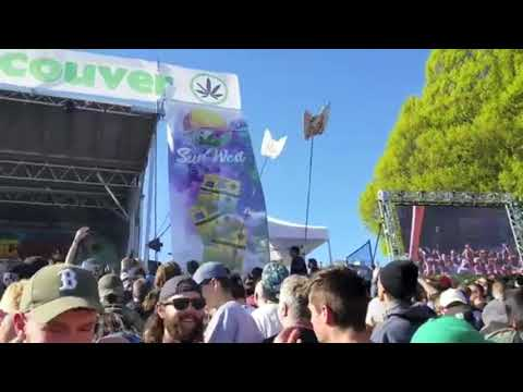 420 Vancouver 2019- mixmaster mike and cypress hill
